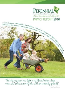 2016 Perennial Impact Report