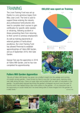 2016 Impact Report page 6 example