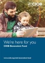 CIOB Benevolent Fund Leaflet