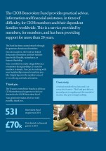 CIOB Benevolent Fund Flyer - example page