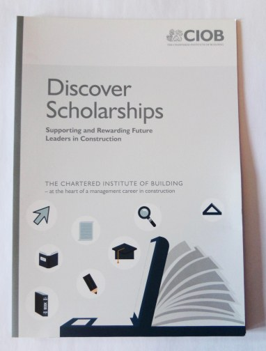 Discover CIOB Scholarships
