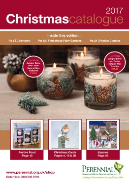 Perennial Christmas Catalogue 2017